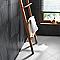 Carrelage mur anthracite 20 x 25 cm COLOURS Pastello