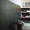 Listel noir 6 x 40 cm Ardoise