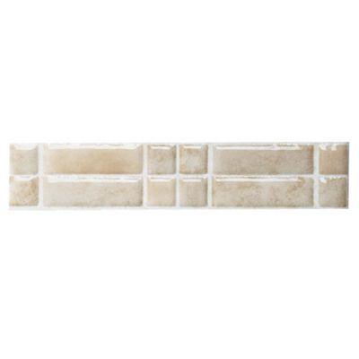 listel gris 5 x 20 cm vico castorama. Black Bedroom Furniture Sets. Home Design Ideas