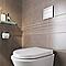 Carrelage mur décor taupe 20 x 40 cm COLOURS Enviro (vendu au carton)