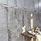 Carrelage mur gris 26,5 x 52,5 cm Arturo (vendu au carton)
