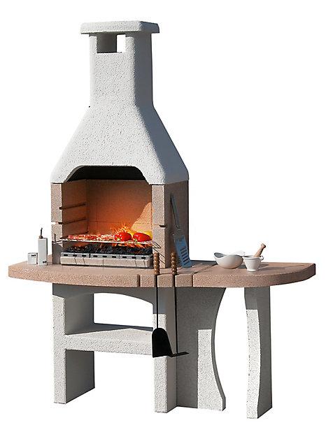 Barbecue fixe Atrium syracuse | Castorama