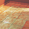 Carrelage sol beige 34 x 34 cm Domino 2 (vendu au carton)