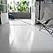 Carrelage sol et mur blanc 34 x 34 cm Building (vendu au carton)