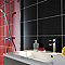 Carrelage mur rouge brillant 25 x 40 cm EPOCA Soony (vendu au carton)