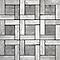 Mosaïque sol et mur gris 30 x 30 cm Chalet (vendue à la pièce)