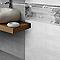 Carrelage mur blanc 20 x 60 cm Devore (vendu au carton)
