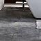 Carrelage sol et mur noir 50 x 50 cm City (vendu au carton)