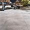 Carrelage terrasse gris 50 x 50 cm City (vendu au carton)