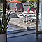 Carrelage terrasse noir 50 x 50 cm City (vendu au carton)