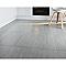 Carrelage sol et mur gris 31 x 61,8 cm COLOURS Palmarola (vendu au carton)