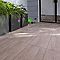 Carrelage terrasse taupe 31 x 61,8 cm COLOURS Vieste