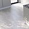 Carrelage sol et mur blanc 31 x 61,8 cm Pietrabella (vendu au carton)