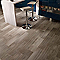 Carrelage sol et mur gris 18 x 62 cm Oak (vendu au carton)