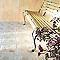 Carrelage terrasse ocre 30,7 x 30,7 cm Nogara (vendu au carton)