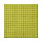 Mosaïque mur jaune brillant 30 x 30 cm Akira