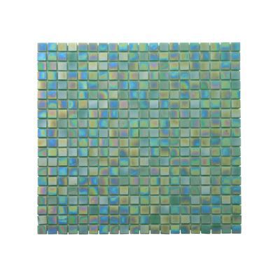 Mosaque Mur Perle Turquoise 30 X Cm Akira
