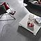 Carrelage sol gris 40 x 80,3 Soho (vendu au carton)