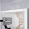 Escalier métal et bois MAGIA 70Xtra Ø110 cm 11 marches blanc/clair