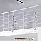 Elément garde-corps étage Magia x-tra blanc