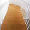 Escalier en L métal et bois Magia 90 l.70 cm 10 marches gris fonte/clair
