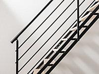 Escalier droit Pop avec rampe