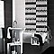 Carrelage mural marbre blanc 30 x 60 cm FLOORING DESIGN Scene (vendu au carton)