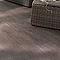 Carrelage sol et mur anthracite 20 x 120 cm Bosko (vendu au carton)