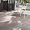 Carrelage terrasse effet bois gris 16 x 100 cm Colours Sansio (vendu au carton)