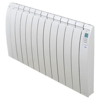 Radiateur électrique à Inertie Fluide Delonghi Project 1800w Castorama
