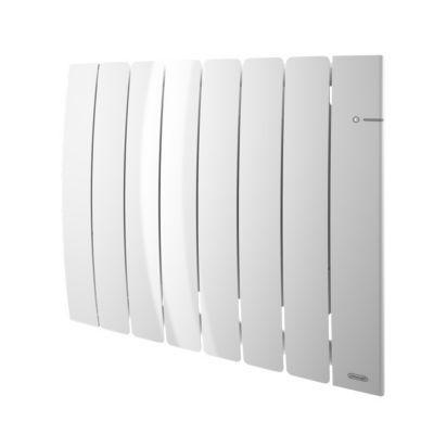 radiateur lectrique inertie s che delonghi merida 1500w castorama. Black Bedroom Furniture Sets. Home Design Ideas