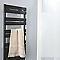 Radiateur sèche-serviettes électrique soufflant DELONGHI Ghibli 1700W