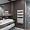 Sèche-serviettes électrique avec soufflerie PHORUM 1500W