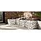 Galets décoratif Bianco carrara 25kg