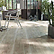 Carrelage terrasse beige 30 x 60,4 cm Tavolato