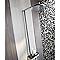 Listel nacré gris 1,50 x 60 cm Extravaganza