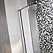 Carrelage mur gris foncé 30 x 60 cm Extravaganza  (vendu au carton)