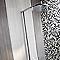Carrelage mur gris clair 30 x 60 cm Extravaganza (vendu au carton)