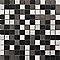 Mosaïque grise 30 x 30 cm Extravaganza