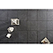 Dalle Castello anthracite 60 x 60 cm, ép.2 cm