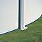 Piscine acier blanc SAN MARINA POOLS Ø4,60 m