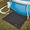 Réchauffeur solaire pour piscine autoportante 8-10m3 GRE