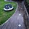 Spot extérieur encastrable LUMIHOME inox Ø10 cm