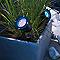 Spot extérieur à piquer LUMIHOME h.80 cm