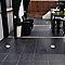 Spot extérieur encastrable LUMIHOME rond inox LED intégrée