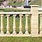 Elément de pilier SAS Périgord 22,5 x 22,5 cm