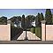 Chapiteau de pilier Dordogne naturel 54 x 54 cm