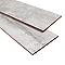 Carrelage sol et mur gris 17,5 x 50 cm Julyo (vendu au carton)