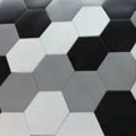 carrelage sol et mur noir 25 8 x 29 cm kanya vendu au. Black Bedroom Furniture Sets. Home Design Ideas
