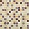 Mosaïque marron 30 x 30 cm Mellila